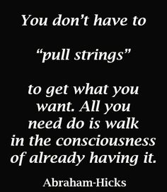 ...walk in the consciousness...