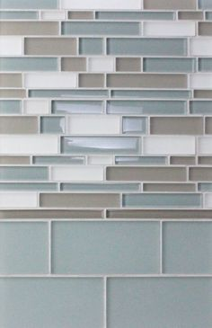 Find This Pin And More On Kitchen Backsplashes Niche Accent Tile Tomei