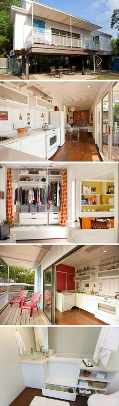 UBER 360 SHIPPING CONTAINER HOME