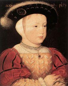 CLOUET François - French (Tours circa 1515-1572 Paris) - The Dauphin François, Son of François I