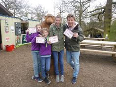 Jamie Oliver and his family joined the Tribe today. Here they are pictured at Trent Park, London with their certificates!