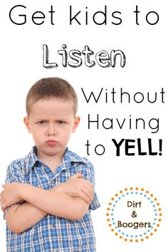 Stop Yelling:: When Staying Calm Isn't Enough - Sick of yelling? I think everyone yells at their kids from time to time. But what do you do when raising your voice is the only way to get kids to listen? Parenting Advice, Kids And Parenting, Foster Parenting, Mom Advice, Teaching Kids, Kids Learning, Raising Boys, Kids Behavior, The Victim