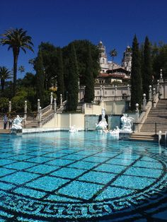 Hearst Castle. California Delicious: Road Trip | Flickr - Photo Sharing!