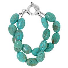 Sterling Silver Turquoise Double Strand Bracelet with Toggle Closure Amazon Curated Collection,http://www.amazon.com/dp/B002AQSQ1M/ref=cm_sw_r_pi_dp_MsnPsb0VPSR84H0E