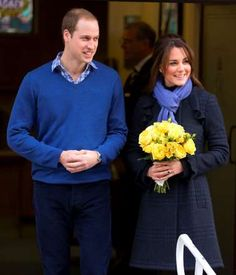 Prince William and Kate Middleton -