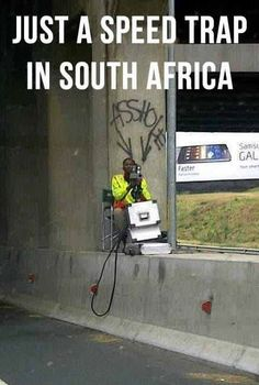 South African Speed Trap