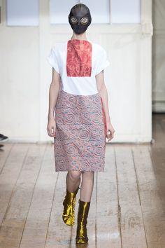 Maison Martin Margiela Spring 2014 Couture - Review - Vogue