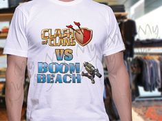 clash of clans vs boom beach cotton Leaves pick your by clans, $20.00