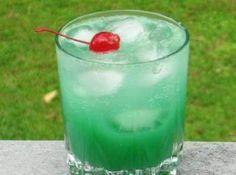 Blue Screw. 1oz. Vodka 1 oz. Blue caraco 4 oz. O.j. 2 oz. Sprite