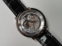 ad566b2a7d0 An exceptional limited edition Corum Skeleton Minute Repeater Tourbillon  wrist watch