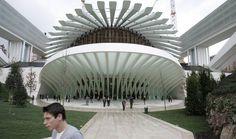 El Supremo condena a Calatrava por el Palacio de Congresos de Oviedo