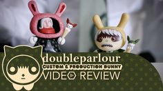 "VIDEO REVIEW: Doubleparlour's ""Sylvie Dunny"" Production vs. Custom!"