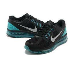 http://www.asneakers4u.com/ Cheap 2013 air max mens shoes black blue size 40 47