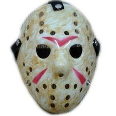 Anta also Jason! Cosplay / costume / accessory Jason mask from today (japan import) *** Want additional info? Click on the image.