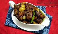 Beef Kala Vuna | Bangla, Bangladeshi & Bengali Food Recipes