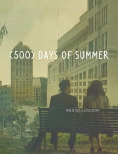 (500) Days of Summer. Amazing, subtly and heartfelt movie, soundtrack, actors, graphics, on & on.
