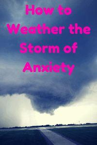 Reversing the Anxiety Tornado - Chickening-IN