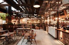 Stomping Ground restaurant by Studio Y, Melbourne – Australia