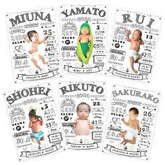 イントロダクションボード Leaflet Layout, Baby Posters, Little Fish, Baby Album, Postcard Design, Diy Phone Case, Baby Crafts, Suki, Cool Baby Stuff