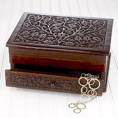 $40  Just assume from now on that if it's an even dollar amt, that it's a penny less than that, and I got lazy.  I used to have a jewelry box really similar to this when I turned 8, and one of the hinges broke, and my dad took it to fix it, and I never got it back.  Wonder if he still has it?