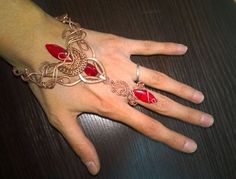 The Red Gipsy | JewelryLessons.com