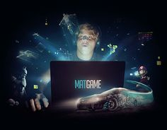 "Check out new work on my @Behance portfolio: ""MATGAME"" http://on.be.net/1uYNcJv"