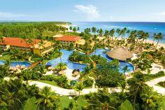 Dreams Resort, Punta Cana, Dominican Republic