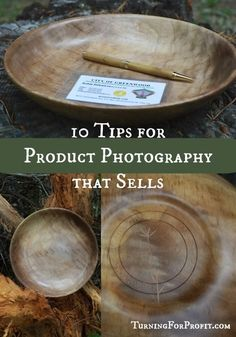 You need great pictures of your products. These ten tips will help you get hero shots of all your work. So turn your projects and take great images too.