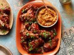 Filipino Adobo Chicken Wings : Chicken wings taste great when cooked adobo style — braised in a marinade of vinegar, soy sauce and spices. The banana ketchup, a homemade version of the traditional Filipino store-bought condiment, complements the savory wings with its chutney-like sour-and-sweet flavor.