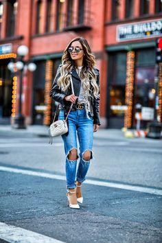ce7e8e892af fashion blogger mia mia mine wearing illesteva sunglasses and a gucci  double g buckle belt Cloth