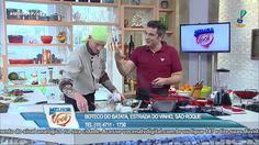 Chef Joachim Kern (Alemão) | Boteco do Batata | Programa Melhor Pra Você | Rede TV | Edu Guedes | Setembro de 2016.