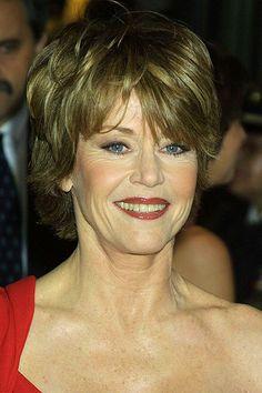 Jane Fonda.Джейн Фонда 2001