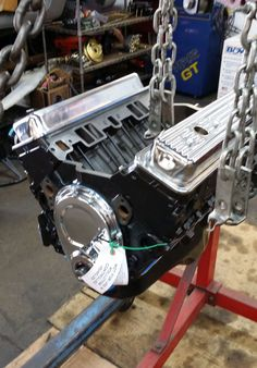 Blueprint engines customer stan gilbreath installed a bp3832ct1 blueprint engines customer stan gilbreath installed a bp3832ct1 in his 1956 bel air malvernweather Gallery
