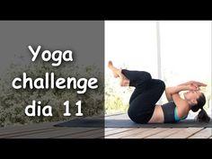 Yoga. Día 11: Uddiyana Bandha y Vinyasa para ABDOMEN, aficiones | Un mes de yoga - Ledes.TV