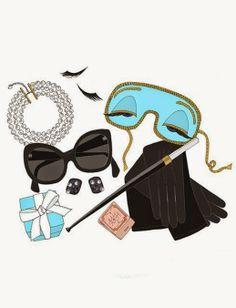 Série Ilustrações de Moda 1 | Senhora Inspiração! Blog