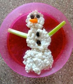Fun Christmas Foods for Toddlers