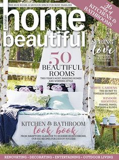 @homebeautiful #magazines #covers #September #2016 #homes #style #interiors #design #kitchens #bathrooms