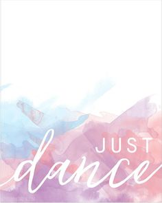 Free Printable Friday No. 17 - Little Red Window - Dubli Media Cute Wallpaper For Phone, Cute Wallpaper Backgrounds, Wallpaper Quotes, Cute Wallpapers, Stunning Wallpapers, Dancer Quotes, Ballet Quotes, Baile Hip Hop, Dance Background
