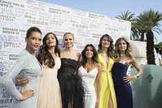 Festival de Cannes 2014 - Egéries L'Oréal Paris #Cannes2014 #Insidecannesloreal
