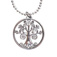 This necklace is so intriguing people will literally stop you to ask about it! 16 silver plated chain, 1 diameter pewter medallion The Tree Lds, Young Women Values, Tree Of Life Necklace, Tree Pendant, Jewelry Tree, Jewelry Ideas, Girls Camp, Only Fashion, Pewter