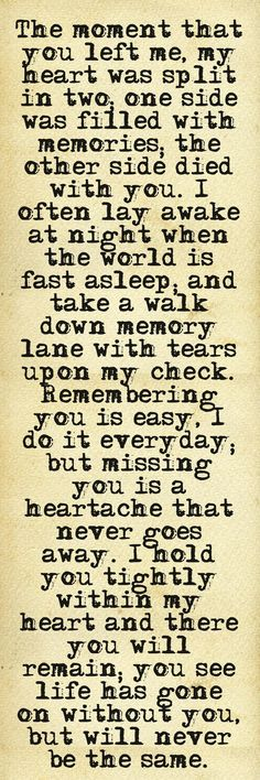Hard to put into words but i think this is close. Miss my Mom everyday. The Words, Rip Daddy, Missing Daddy, Missing Someone Who Passed Away, Missing Loved Ones, Just Dream, After Life, Beautiful Words, Feelings