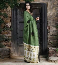 Handloom Odhani from IndianRoots
