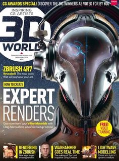 3D World UK – November 2014 | SharePirate
