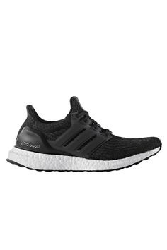 Your best run ever is that much closer with the adidas UltraBOOST in Core Black and Dark Grey. A revamp of a classic style, these shoes feature an ultra-cushioned signature boost midsole, foot-hugging Primeknit upper and a supportive cage for a locked-down fit. Made for running, we say get ready to beat your best and pair these kicks with the adidas Techfit 3 Inch Short Tight.