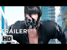 Krrish 3 - Official Theatrical Trailer (Exclusive)