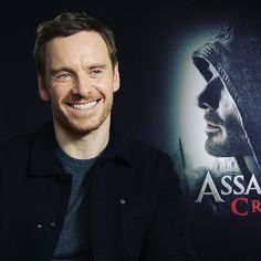 In Paris to interview the Fassbender. #paris #interview #michaelfassbender #assassinscreed