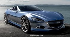 Mazda's Next-Gen 2016 MX-5 Roadster