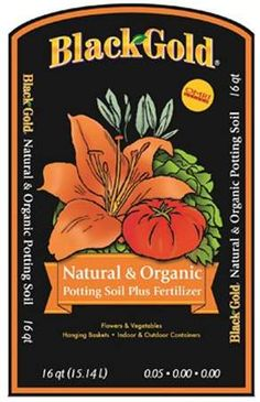 Black Gold Natural & Organic Potting Soil Plus Fertilizer The all purpose organic potting soil that fits all your needs; convenience, quality tested organic ingredients and a proven track record of performance. Mason Jar Herbs, Mason Jar Herb Garden, Organic Soil, Organic Gardening, Garden Soil, Lawn And Garden, Blue Garden, Growing Ginger, Cannabis Growing