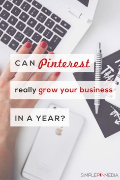 New bloggers: Learn how to grow your Pinterest account and blog during the 1st year  | Pinterest marketing tips | Social Media Tips via @simplepinmedia