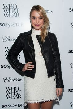 Becca Tobin at the Who What Wear Event in Hollywood